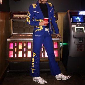 Custom Post Malone Suit